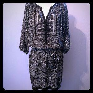 GORGEOUS NEW Cache Dress Paisley Versatile L/XL